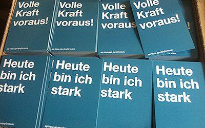Sylvia De Rosa - Die Postkarten sind da!